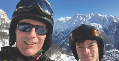 Courmayeur holiday