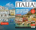 Issue 183 of Italia! is out now!