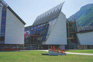 MUSE building Trento