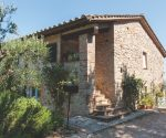 Restored farmhouse, Umbria