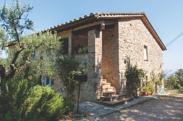 umbria farmhouse