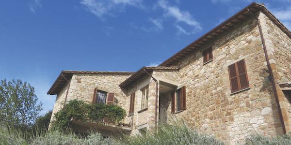Farmhouse, Umbria