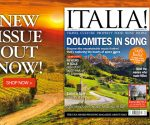 The April issue of Italia! is out now!