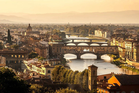 Florence city scape