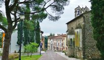 Medieval Borgo Castello
