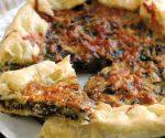 Cook Italia!: Mushroom tart recipe